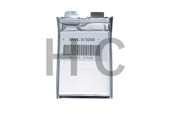 软包叠层式锂离子电容器