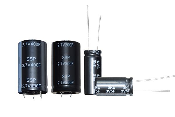 双电层电容器单体