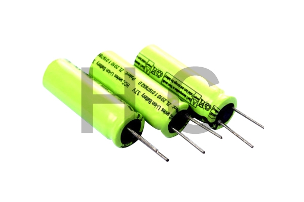 引线式钛酸锂电池