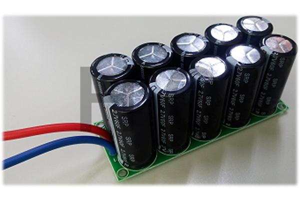 超级电容模组25V2.5F