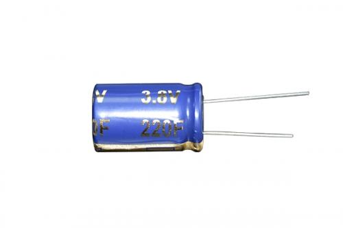 引线式锂离子电容器