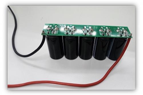 超级电容模组5.5V2.5F